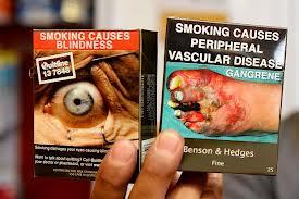Plain packaging in Australia