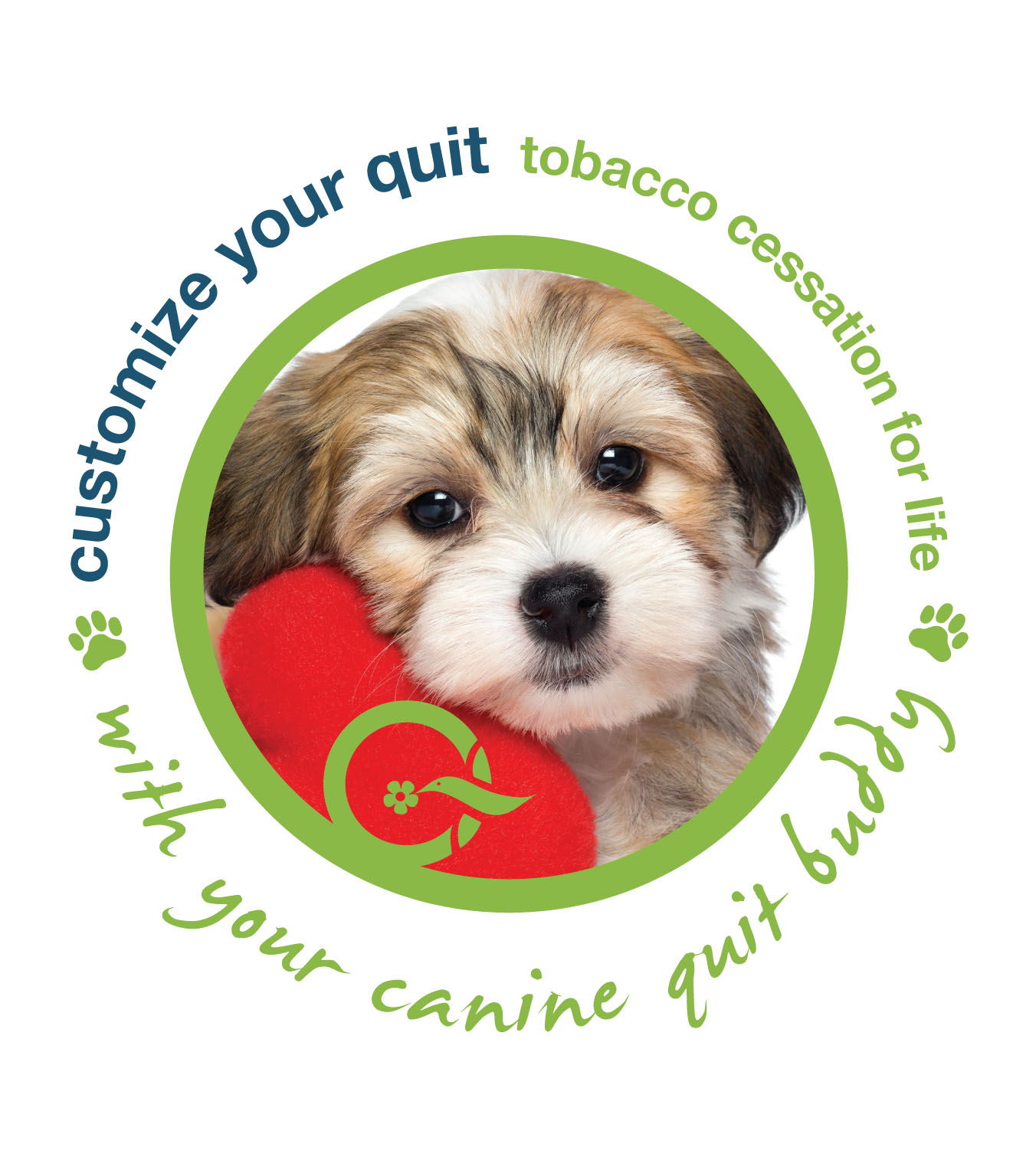 CustomizeYourQuit-Canine-logo-circle