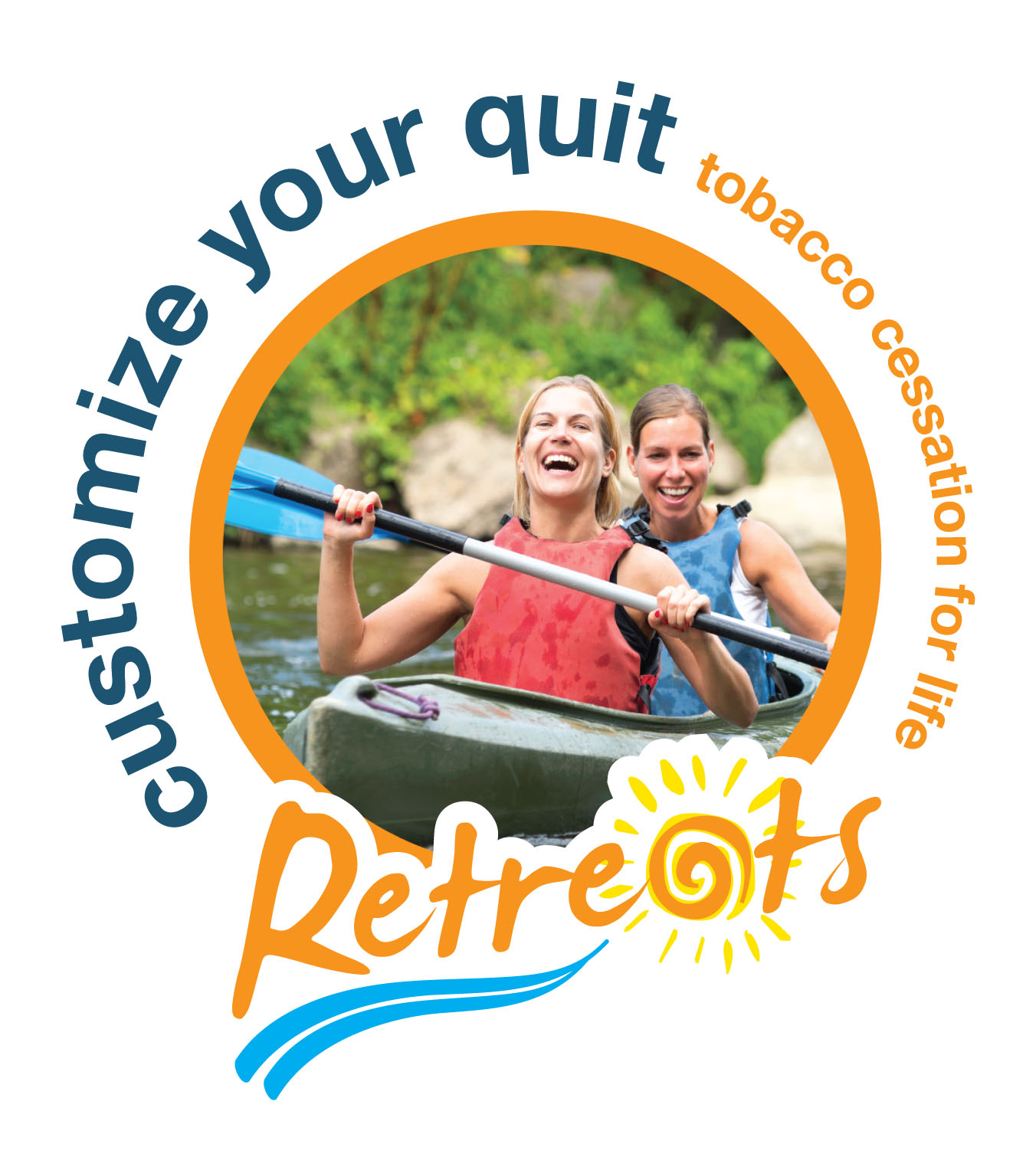 CustomizeYourQuit-Retreats-logo-circle